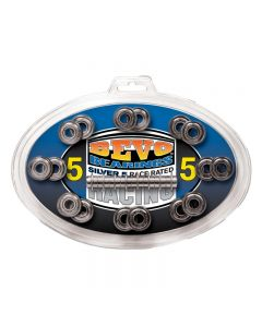 Bevo Silver-5 Race Rated Chrome Bearings