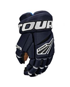 Code 1 Hockey Glove - Blue/White