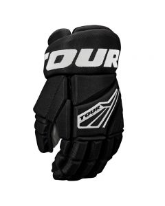 Code 3 Hockey Glove - Black/White