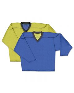 Reversible Practice Jersey Gold-Blue