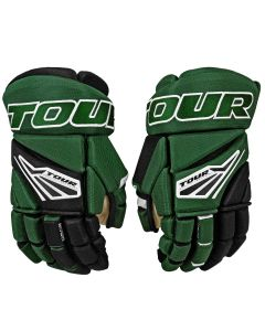 Code 1 Hockey Glove 21 Green/Black