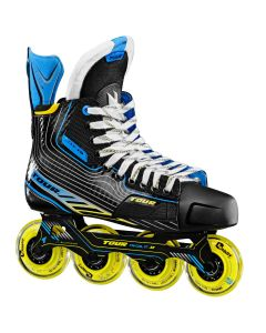 CODE 3.one Junior and Senior Inline Hockey Skate (Black)